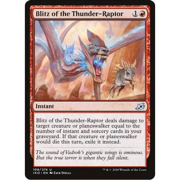 Bilde av Blitz of the Thunder-Raptor