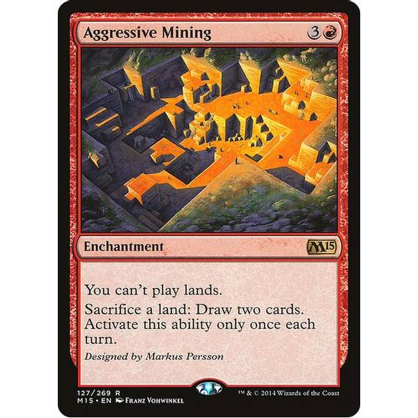 Bilde av Aggressive Mining