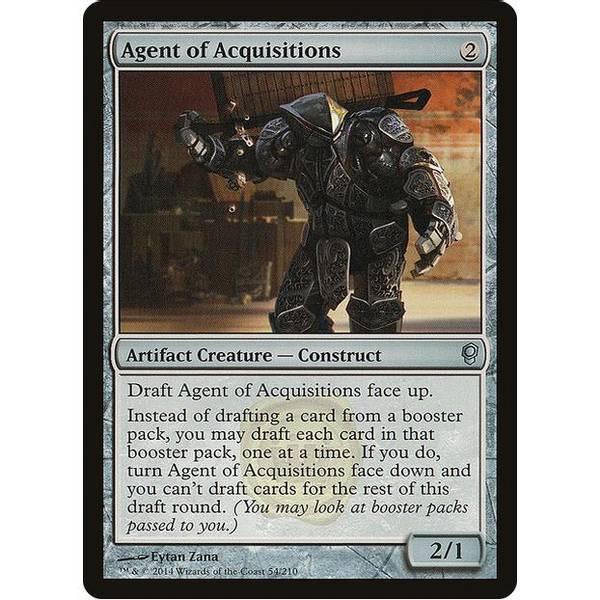 Bilde av Agent of Acquisitions