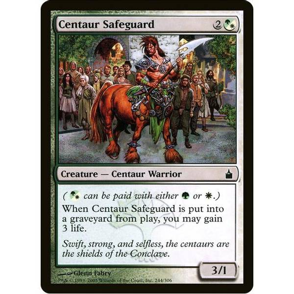Bilde av Centaur Safeguard