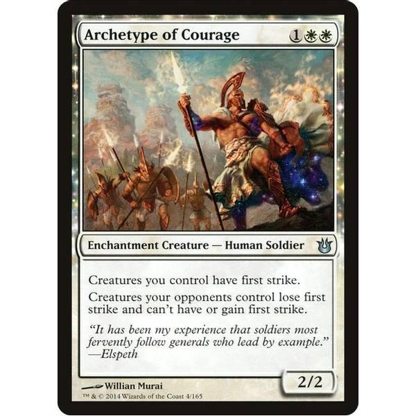 Bilde av Archetype of Courage