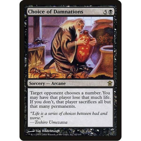 Bilde av Choice of Damnations