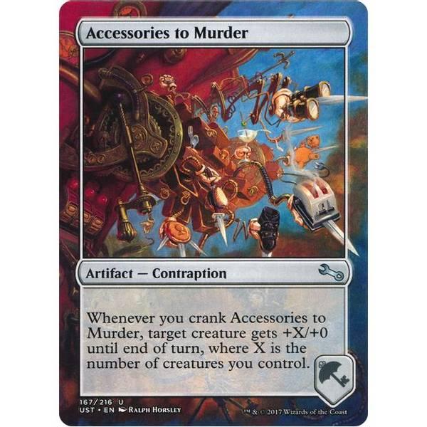 Bilde av Accessories to Murder