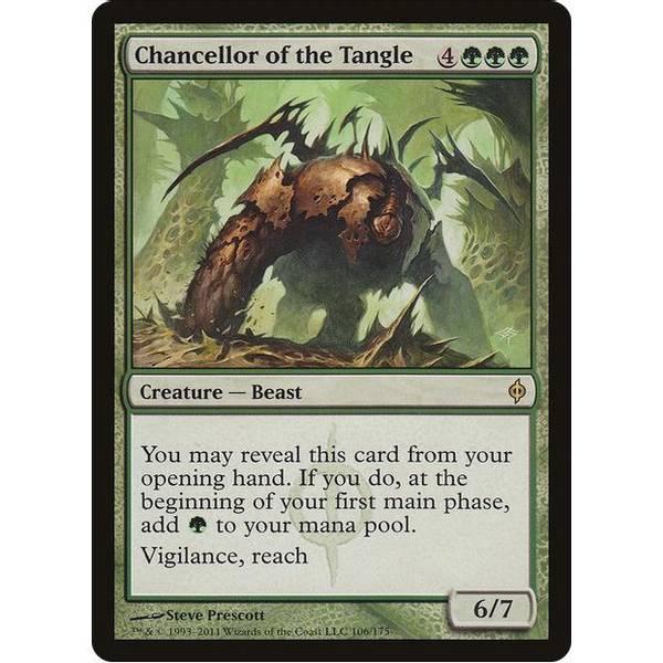 Bilde av Chancellor of the Tangle