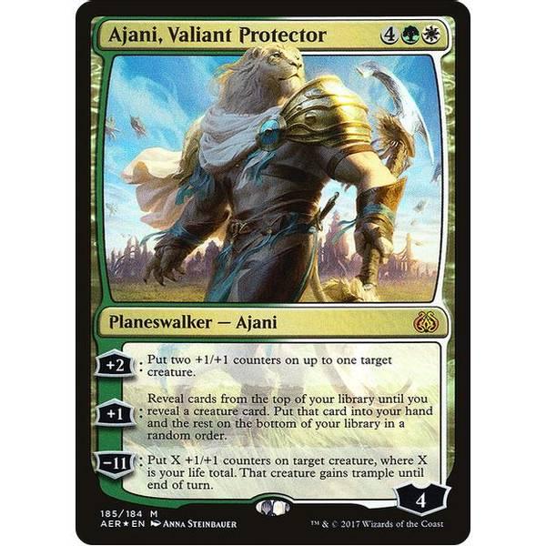 Bilde av Ajani, Valiant Protector