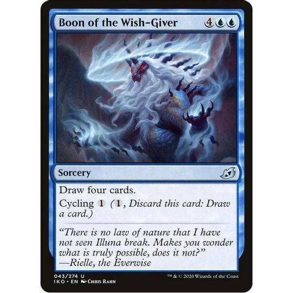 Bilde av Boon of the Wish-Giver