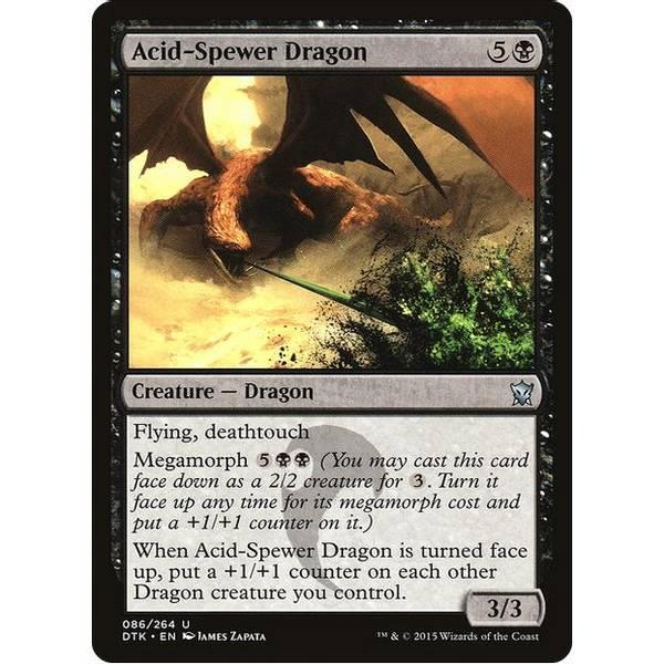 Bilde av Acid-Spewer Dragon