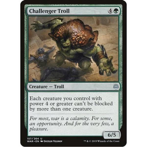Bilde av Challenger Troll