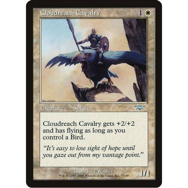 Bilde av Cloudreach Cavalry