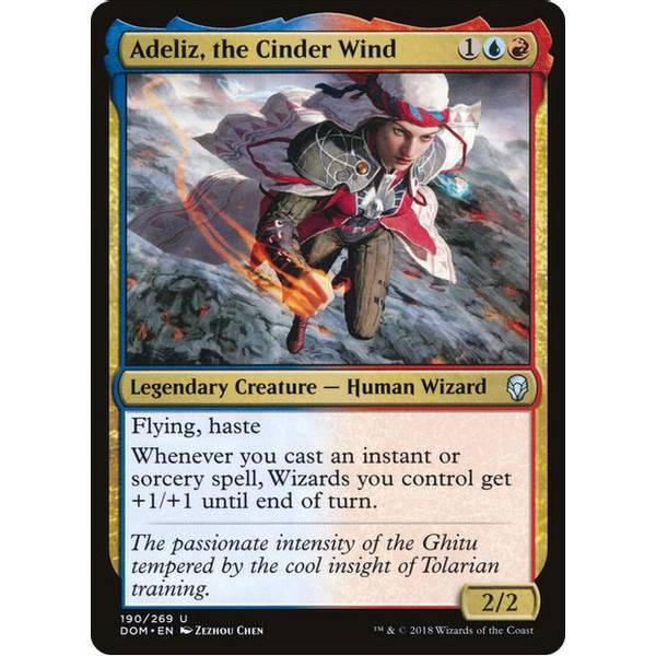 Bilde av Adeliz, the Cinder Wind