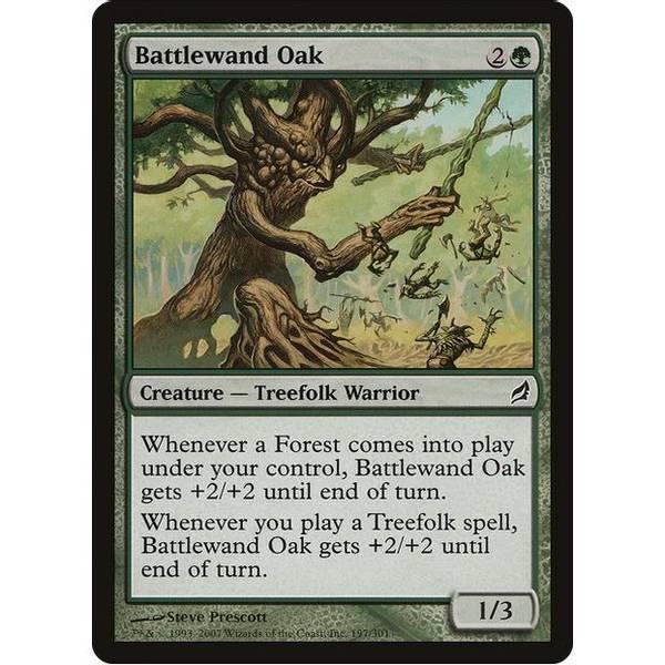 Bilde av Battlewand Oak