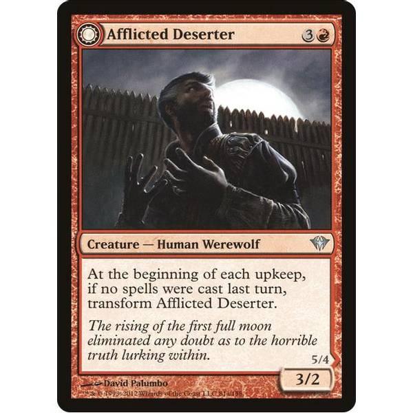 Bilde av Afflicted Deserter