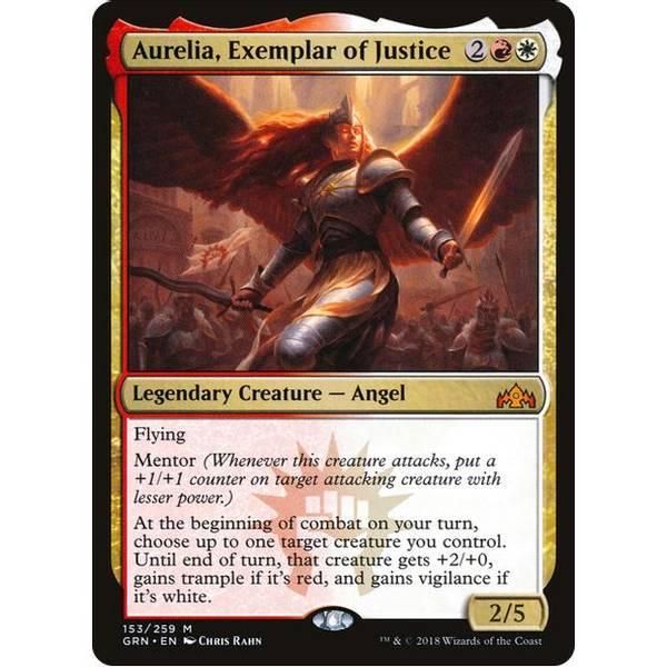 Bilde av Aurelia, Exemplar of Justice