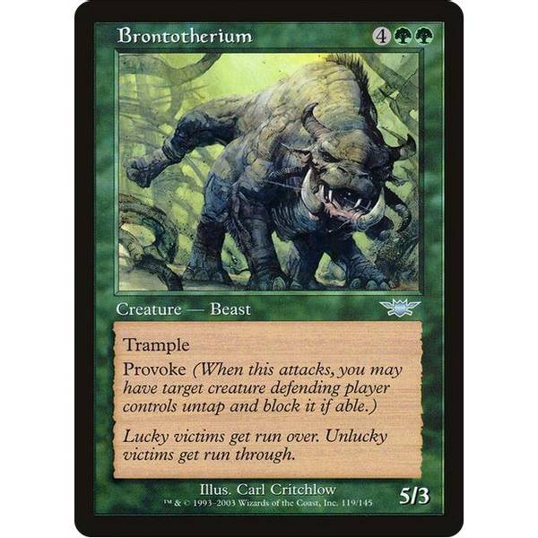Bilde av Brontotherium