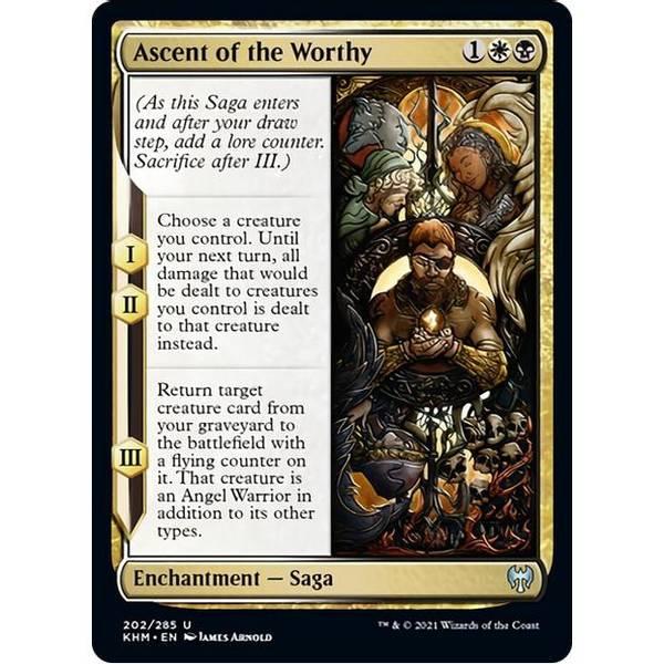 Bilde av Ascent of the Worthy