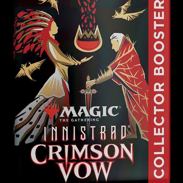 Bilde av Innistrad Crimson Vow Collector's Booster Pack