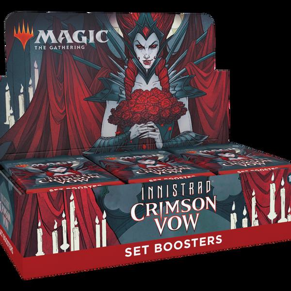 Bilde av Innistrad Crimson Vow Set Booster Display Box